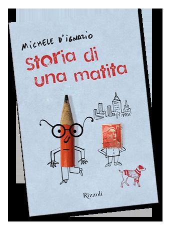 libro storia matita